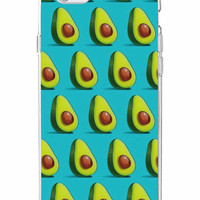 All of the Avocados iPhone 6/7 case (POP color!)