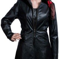 Underworld Awakening Selene Leather Coat and Vest- TheJacketMaker.com
