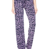 Soft Hush Mimi Leo Sleep Essentials Pant by Juicy Couture,