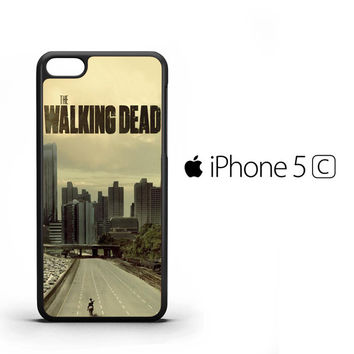 Walking Dead Daryl Dixon F0243 iPhone 5C Case