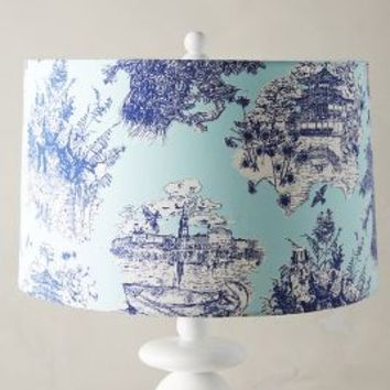 Willowherb Lamp Shade by Anthropologie