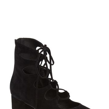 Jeffrey Campbell 'Demure' Lace-Up Ghillie Pump (Women) | Nordstrom