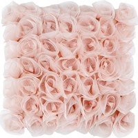 Dusk Pink Bouquet Cushion | Sweetpea and Willow