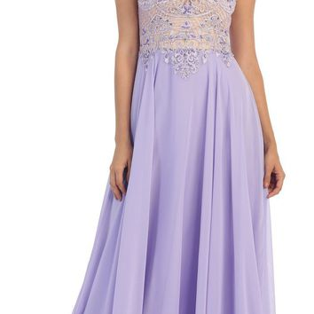 Prom Long Plus Size Dress Formal Evening Party Gown
