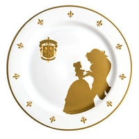 Be Our Guest Dinner Plate - Walt Disney World - 10'' | Disney Store