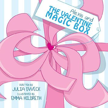 Valentine Magic Box Personalized Storybook - Soft Cover