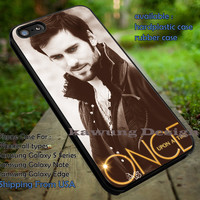 Cool Captain | Captain Hook | Once Upon a Time iPhone 6s 6 6s+ 6plus Cases Samsung Galaxy s5 s6 Edge+ NOTE 5 4 3 #movie #cartoon #disney #animated #onceuponatime ii