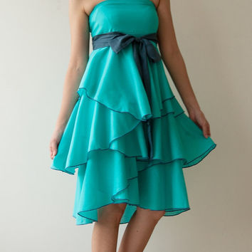 Waft ... Mint Cocktail Dress 2 Sizes Available