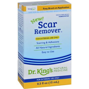 King Bio Homeopathic Scar Remover - .5 Oz