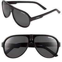 Carrera Eyewear 'CA32PS' 60mm Polarized Sunglasses | Nordstrom