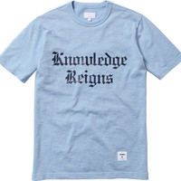 S/S Supreme Knowledge Reigns Tee