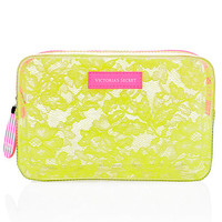 Medium Jelly Lace Cosmetic Bag - Victoria's Secret - Victoria's Secret