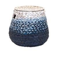 IMAX Corporation Accessories Cascade Woven Water Hyacinth Basket 11600