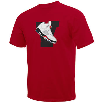 Jordan 5 Retro Custom T-Shirt