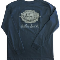 Southern Point - Signature L/S Tee Engraving
