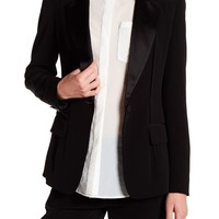 DKNY | Notch Collar Blazer | Nordstrom Rack