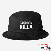 Fashion killa bucket hat