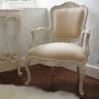 NEW! Bonaparte French Armchair