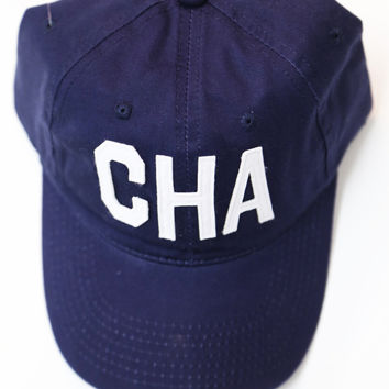 Aviate Ball Cap CHA {Navy}