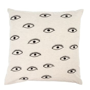 'Eye For Design' Accent Pillow