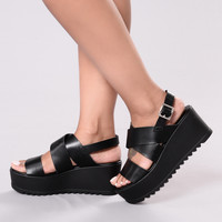 Arely Sandal - Black