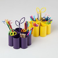 Budding Artist Desk Organizer in Desk Accessories | The Land of Nod