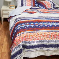 Interior Divine Quilt Set in Full/Queen | Mod Retro Vintage Decor Accessories | ModCloth.com