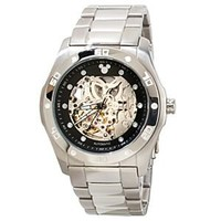 Gears Link Mickey Mouse Watch for Adults   Disney Store