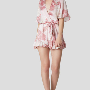Bloom Bloom Floral Romper