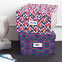 Jonathan Adler Collapsible Storage Box