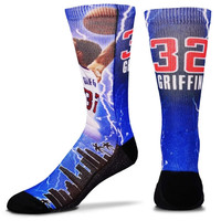 Blake Griffin Los Angeles Clippers Storm Player Socks