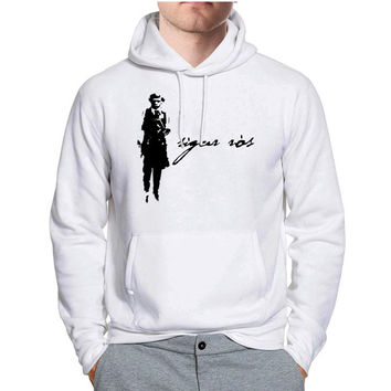 Sigur Rós Band Takk... Album Music Hoodie -tr3 Hoodies for Man and Woman