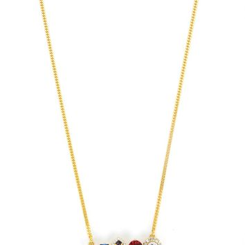 Estate Jewels Wish Necklace by Juicy Couture