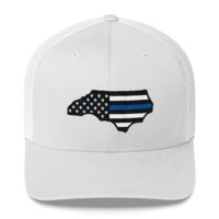 North Carolina - Thin Blue Line