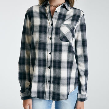 Tartan Plaid Shirt | Wet Seal