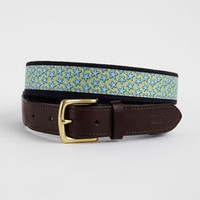 Sea Star Canvas Club Belt