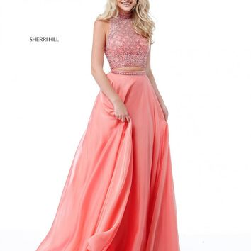 Sherri Hill IN STOCK NOW 732-625-8001 Sherri Hill 51724 Sherri Hill's exclusive collections epitomize the fashionable lifestyle of today's contemporary wome Diane & Co- Prom Boutique, Pageant Gowns, Mother of the Bride, Sweet 16, Bat Mitzvah | NJ