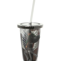 Attack On Titan Eren Acrylic Travel Cup