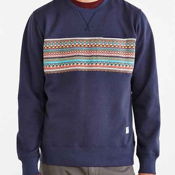 Penfield Knit Stripe Sweatshirt
