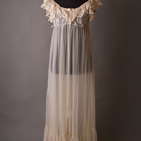 Vintage Lace Nighty