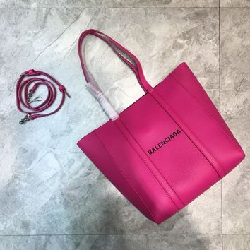 Kuyou Balenciaga Fashion Women Men Gb49619 Mini Shopping Bag
