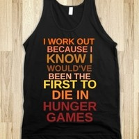 Work Out For Hunger Games