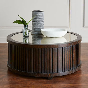 Bernhardt Clarendon Round Coffee Table