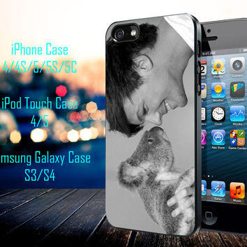 Louis William Tomlinson One Direction Samsung Galaxy S3/ S4 case, iPhone 4/4S / 5/ 5s/ 5c case, iPod Touch 4 / 5 case
