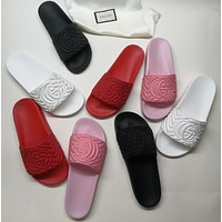 GUCCI Comfortable casual shoes and slippers in spring and summer