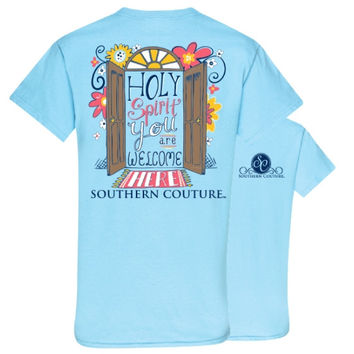 Southern Couture Holy Spirit T-Shirt