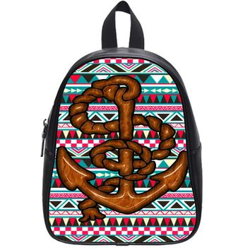 Aztec Anchor School Backpack Large