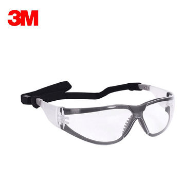 3M 11394 Safety Gasses Windproof Anti-uv Protective Glasses Working Eyeswear Transparent lenses G1510