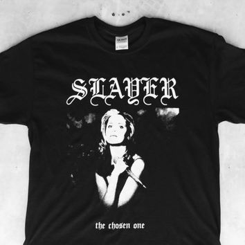Slayer : BTVS / Metal Tee Shirt
