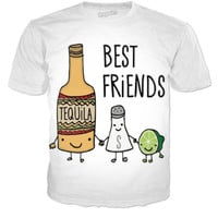 Tequila Best Friends tshirt
